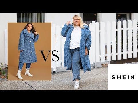 ОЖИДАНИЕ Vs РЕАЛЬНОСТЬ SHEIN Plus Size || Одежда больших размеров с китайского сайта