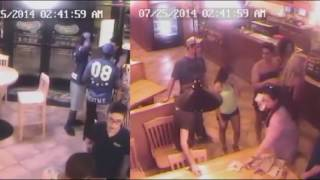 Video shows Oklahoma running back Joe Mixon punching woman