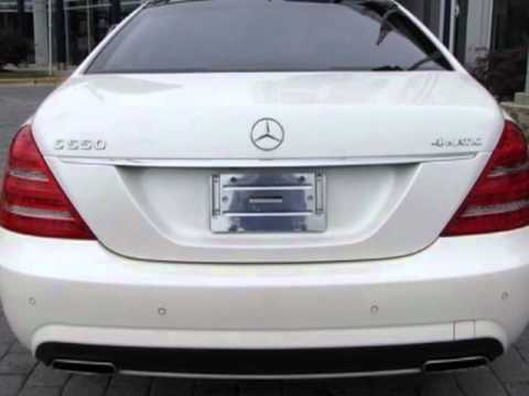 2010 mercedes benz s class s550 4matic sedan germantown for Mercedes benz of germantown md