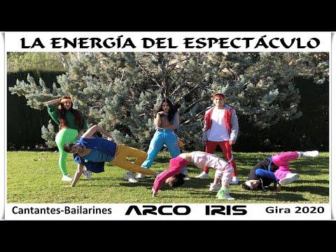 LA ENERGÍA DEL ESPECTÁCULO