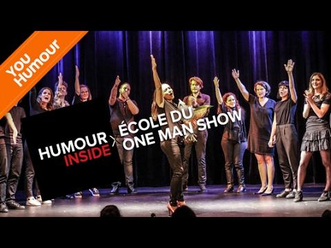 HUMOUR INSIDE - École du one-man-show