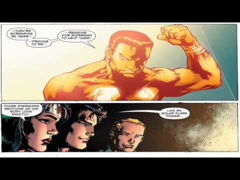 Superman Wonder Woman #28
