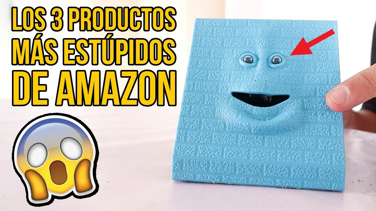 Los 3 Amazon Y Más De Inventos Locos Estúpidos b76yfg