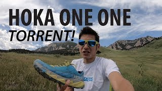 HOKA ONE ONE TORRENT! Trail Shoe feature by Sage Canaday