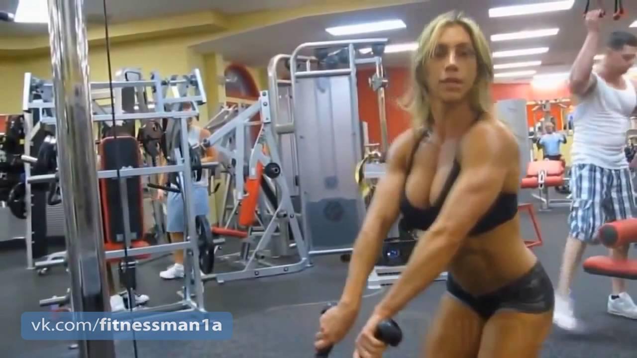 Фитнес для девушек вконтакте