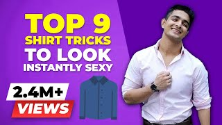 Instantly Look Sexier in a T-shirt -  9 INSANE TShirt Hacks | BeerBiceps Men