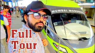 Mumbai Monorail NEW 2019 Full HD Tour Vlog | First Time In India Phase 2