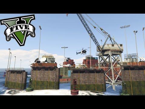 GTA V Editor De Mapas - La Isla Prohibida y Secreta De GTA 5 ! - ElChurches