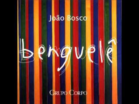 João Bosco e Grupo Corpo - (1998)  Benguelê - Álbum Completo (FULL ALBUM)