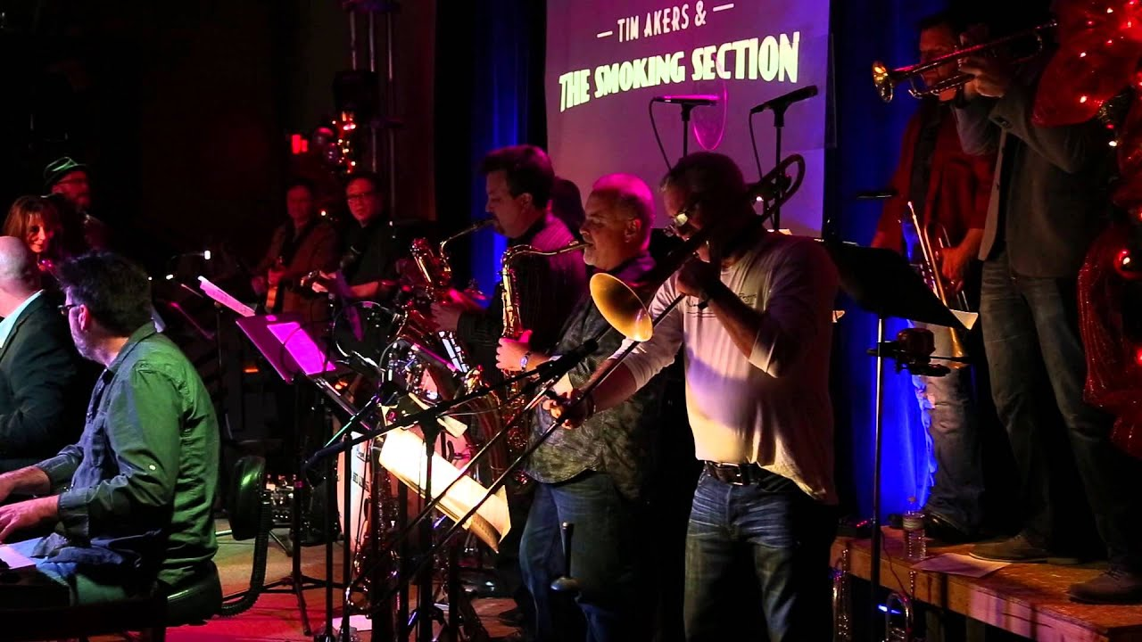 "Tim Akers & The Smoking Section - ""Rock Steady"" - YouTube"