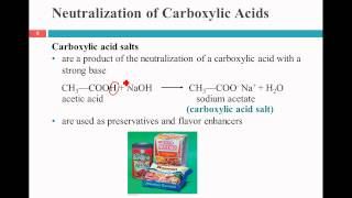 properties of carboxylic acids
