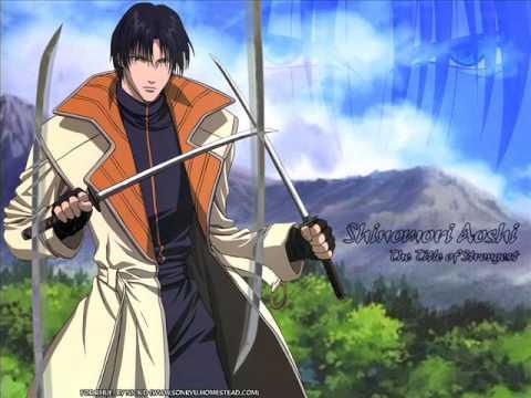 Los cinco personajes más fuertes de Rurouni Kenshin .