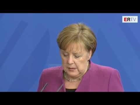 Merkel, kushte për Shqipërinë - Top Channel Albania - News - Lajme