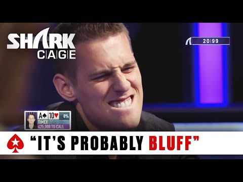 Shark Cage Episode 6 | PokerStars