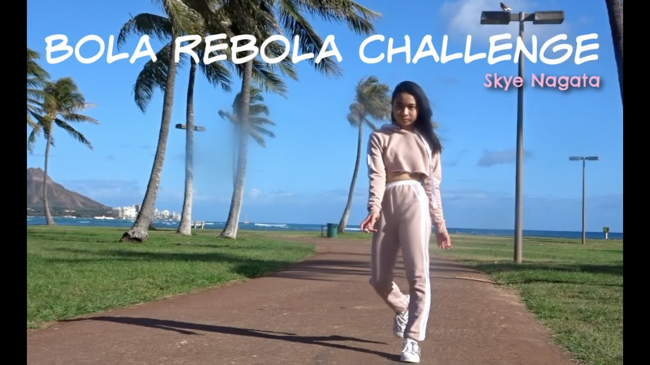 dfc1e2acde64 Bola Rebola Dance Challenge - YouTube