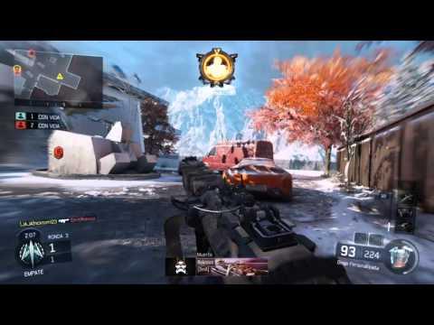 IMPRESIONANTE FULL TEAM CON LA DINGO + REACCION EPICA / Call Of Duty Black Ops 3