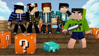 Minecraft: PROTEJA O YOUTUBER !! - ( Batalha de Youtubers)