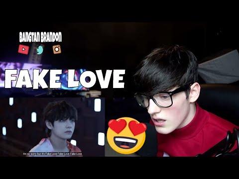 BTS (방탄소년단) 'FAKE LOVE' Official MV - BTS REACTION!