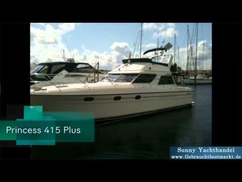 Princess 415 Plus Sunny Yachthandel www.Gebrauchtbootmarkt.de