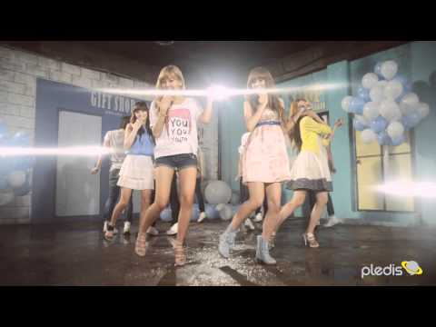 (1080p HD) After School Blue - Wonder Boy MV [애프터스쿨]