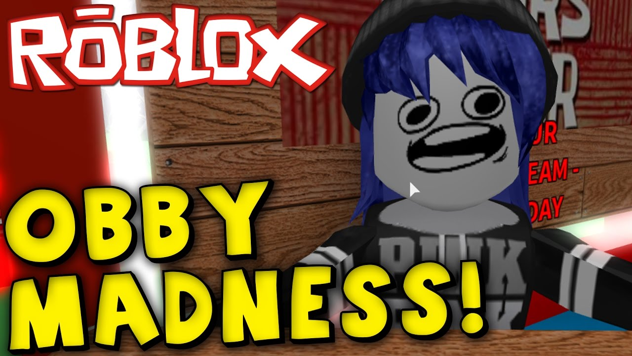 make your own obby in roblox game