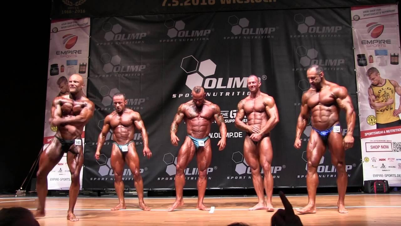 Kostenlose Hookup Sites für über 50 Männer Bodybuilding-Wettbewerb