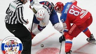 Еврочеллендж 2016. Матч 1. Россия – Норвегия