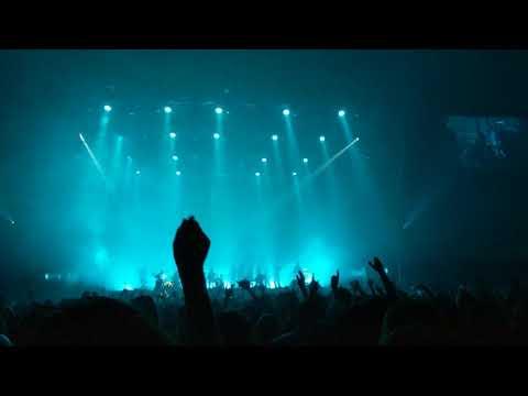 Gorillaz  Ascension  Strobelite @ Humanz Tour San Francisco 10417 4K