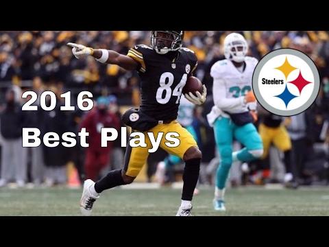 Pittsburgh Steelers | Best Plays of 2016