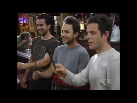 The Gang Breaks Character – It's Always Sunny in Philadelphia