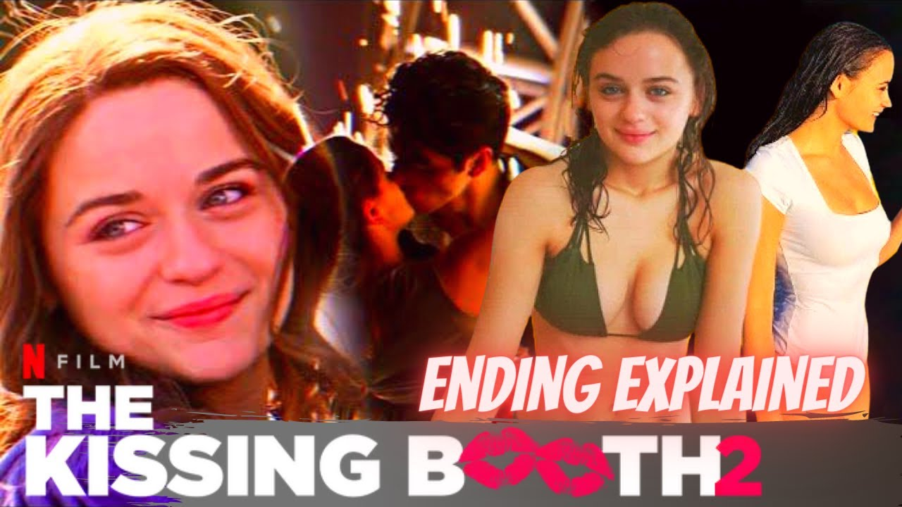 The Kissing Booth 2 Explained In Hindi | The Kissing Booth 2 Recap | Watch Before Kissing Booth 3