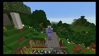 Minecraft Mobfarm bauen...