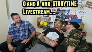 Dave and Terry Tell Some Crazy Prison Stories...