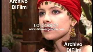 """Video Andrea del Boca adelanto de la telenovela """"Zingara"""" 1996 download MP3, 3GP, MP4, WEBM, AVI, FLV Agustus 2018"""
