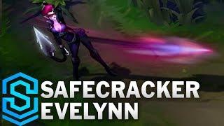 Safecracker Evelynn (2017) Skin Spotlight - League of Legends