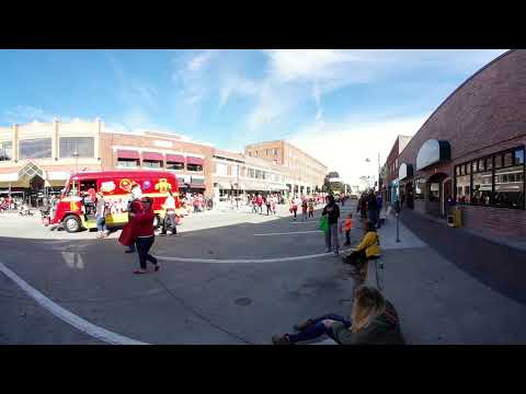 2017 Iowa State Homecoming Parade