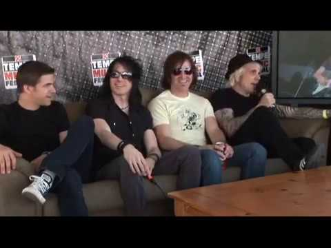 Tempe Music Festival TV - Everclear - Interview