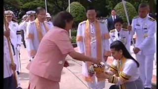 Repeat youtube video Thailand's Princess Graduation 2009 - Part 2