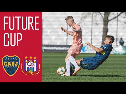 Highlights Boca Juniors - Anderlecht   FUTURE CUP 2019