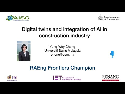 Digital twins and integration of AI in the construction industry