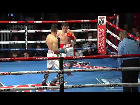 George Rincon Vs Antonio Flores