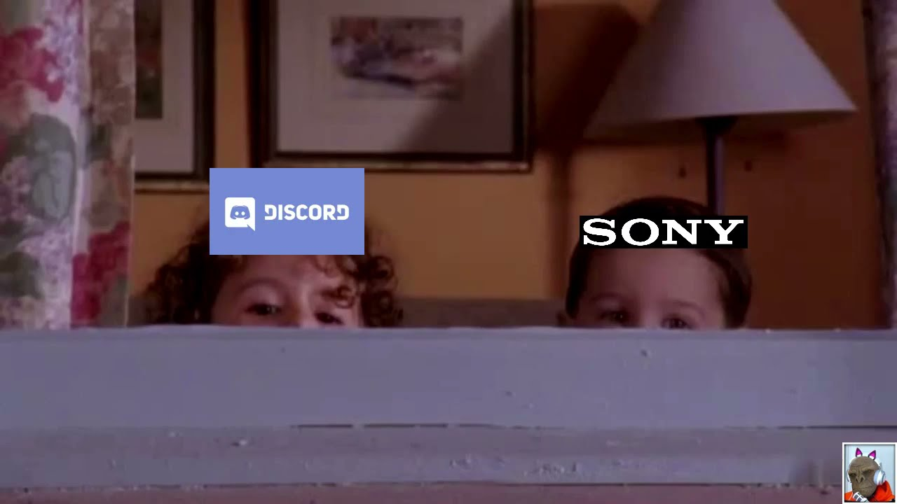 Sony partnering with Discord be like