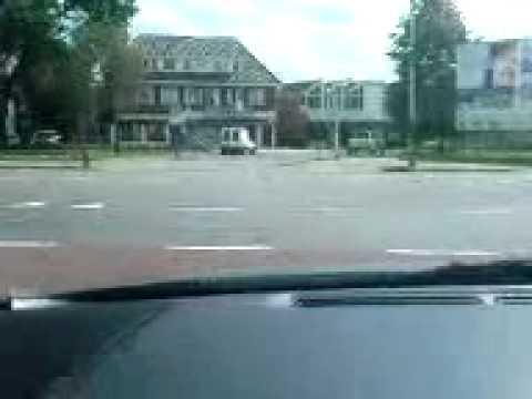 Driving along Enschede 1
