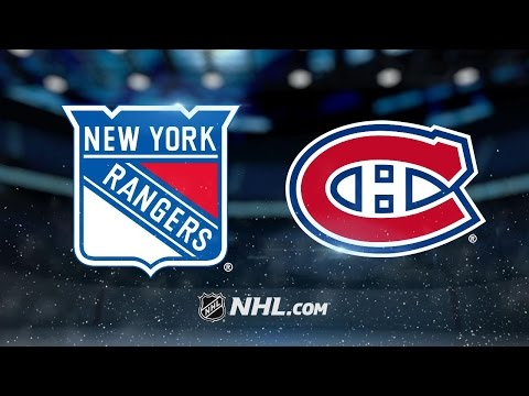 Price, 3rd-period rally push Habs past Rangers, 5-4