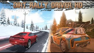 Dirt Rally Driver- КРУТЫЕ РАЛЛИЙНЫЕ ГОНКИ НА АНДРОИД