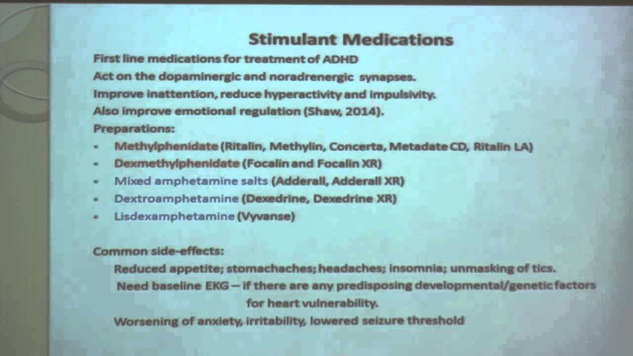 STAR Trainings: ADHD Symptoms in ASD: Symptom Evaluation I Kennedy Krieger  Institute