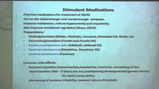 STAR Trainings at Kennedy Krieger- ADHD Symptoms in ASD: Symptom Evaluation and Medication Choice