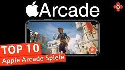 Top 10: Spiele für Apple Arcade