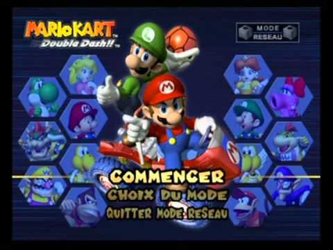 play mario kart double dash online for free