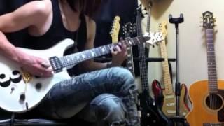 extreme nuno bettencourt pornograffitti decadence dance ギター 弾いてみた toki